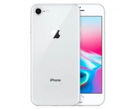 "Telefono movil smartphone apple iphone 8 256gb silver / 4.7""/ lector de huella"