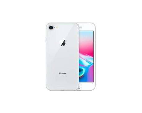 "Telefono movil smartphone apple iphone 8 256gb silver / 4.7""/ lector de huella - Imagen 1"