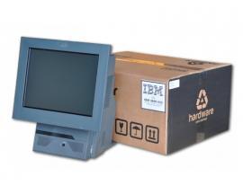 """IBM 4840-544 12"""" Intel Celeron 2 GHz. · 2 Gb. DDR RAM · 40 Gb. IDE · - Sin sistema operativo - - 1 conector USB roto."""