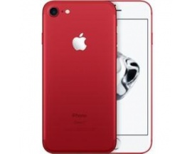 "Telefono movil smartphone apple iphone 7 256gb rojo / 4.7""/ lector de huella"