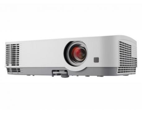 NEC ME331X videoproyector 3300 lúmenes ANSI 3LCD XGA (1024x768) Proyector para escritorio Blanco - Imagen 1