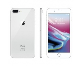 "Telefono movil smartphone apple iphone 8 plus 256gb silver / 5.5""/ lector de huella"