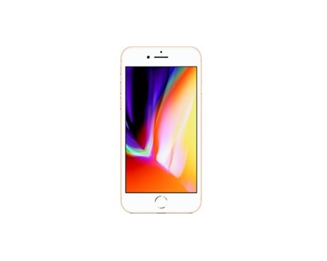 "Telefono movil smartphone apple iphone 8 plus 256gb gold / 5.5""/ lector de huella - Imagen 1"