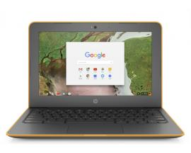 "HP Chromebook 11 G6 EE Plata 29,5 cm (11.6"") 1366 x 768 Pixeles 1,10 GHz Intel® Celeron® N3450"