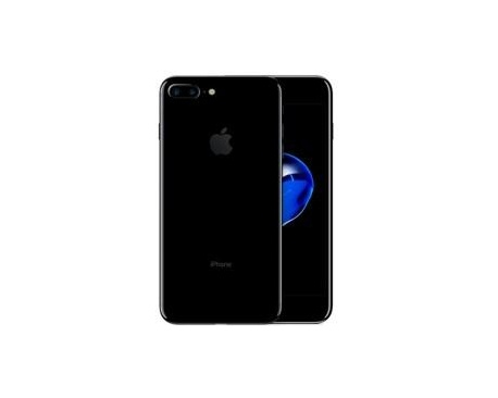 "Telefono movil smartphone apple iphone 7 plus 256gb jet black / 5.5""/ lector de huella - Imagen 1"