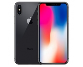 "Telefono movil smartphone apple iphone x 64gb space grey / 5.8""/ identificador facial"