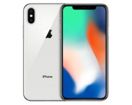 APPLE IPHONE X 4G 256GB SILVER DE MQAG2ZD/A·