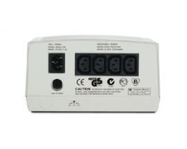 APC Line-R regulador de voltaje 230 V 4 salidas AC Beige - Imagen 1
