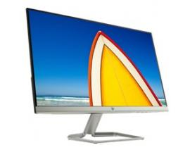 "Monitor led hp ips 23.8"" 24f 5ms fhd vga hdmi - Imagen 1"