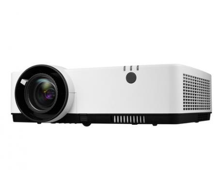 NEC ME382U videoproyector 3800 lúmenes ANSI 3LCD WUXGA (1920x1200) Proyector para escritorio Blanco - Imagen 1