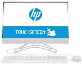"HP 22-c0201ns 54,6 cm (21.5"") 1920 x 1080 Pixeles Pantalla táctil 2,00 GHz Intel® Celeron® J4005 Blanco PC todo en uno - Imagen"