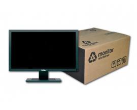 Dell E1910HC LCD 19 '' 16:10 · Resolución 1440x900 · Dot pitch 0.2835 mm · Respuesta 5 ms · Contraste 1000:1 · Brillo 300 cd/m2