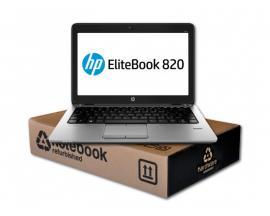 HP Elitebook 820 G1 i5 Intel Core i5 4300U 1.9 GHz. · 8 Gb. DDR3 RAM · 180 Gb. SSD · COA Windows 7 Professional actualizado a Wi