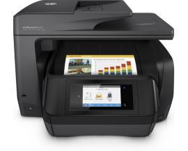 HP OfficeJet Pro 8725 Inyección de tinta térmica 24 ppm 4800 x 1200 DPI A4 Wifi - Imagen 1