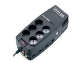 Regulador de voltaje neon 2000va 6 schuko ovislink - Imagen 1