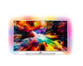 """Tv philips 55"""" led 4k uhd/ 55pus7363 (2018)/ hdr plus / ambilight x3/ quad core/ ultraplano/ smart tv/ 4 hdmi/ 2 usb/ dvb-t/t2/t"""