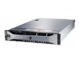 Dell PowerEdge R720 2x Intel Xeon Octa Core E5-2670 2.6 GHz. · 256 Gb. DDR3 ECC RAM · 2x 4.00 Tb. SAS 3.5'' · 8 bahías (6 vacía