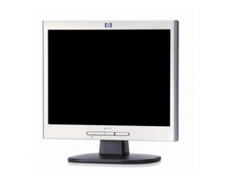 HP L1502 LCD 15 '' 4:3 · Resolución 1024x768 · Dot pitch 0.3 mm · Respuesta 23 ms · Contraste 400:1 · Brillo 250 cd/m2 · Ángulo