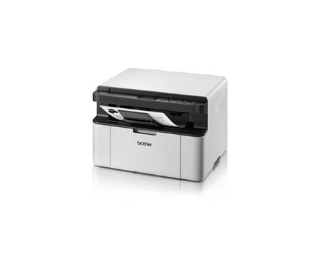 Multifuncion brother laser monocromo dcp-1510 a4/ 20ppm/ 16mb/ usb/ escaner plano/ bandeja 150 hojas - Imagen 1