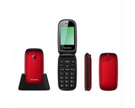 SUNSTECH 2.4 SIMPLE RED PORTABLE PHONE· - Imagen 1