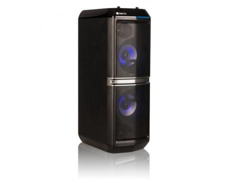 "Altavoz premium ngs skyhome 200w/ subwoofer 5.25"" x2/ usb/ bluetooth/ radio fm - Imagen 1"