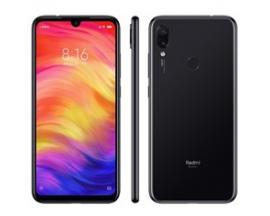 "Telefono movil smartphone xiaomi redmi note 7 / 6.3""/ space black/ 32gb rom/ 3gb ram / 48+5 mpx - 13 mpx ia/ 4000 mah/ dual sim/"