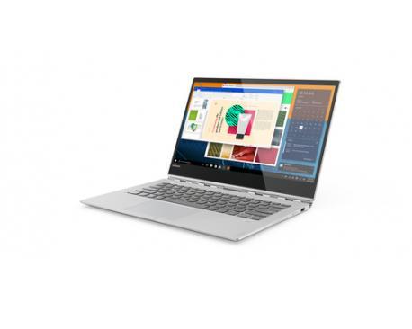 """Lenovo Yoga 920 Platino Híbrido (2-en-1) 35,3 cm (13.9"""") 1920 x 1080 Pixeles Pantalla táctil 1,60 GHz 8ª generación de procesado"""