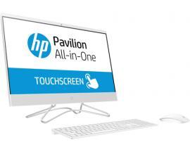 "HP 24 -f0015ns 60,5 cm (23.8"") 1920 x 1080 Pixeles 2,2 GHz 8ª generación de procesadores Intel® Core™ i3 i3-8130U Blanco PC todo"