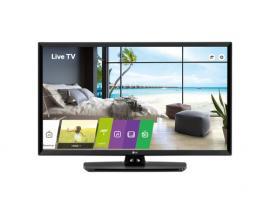 "LG 43LU661H televisión para el sector hotelero 109,2 cm (43"") Full HD 400 cd / m² Negro Smart TV 10 W"