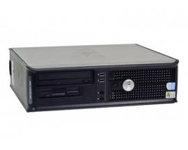 Dell Optiplex GX755 SD Intel Core 2 Duo E4400 2 GHz. · 2 Gb. DDR2 RAM · 80 Gb. SATA · DVD · Ubuntu GNU/Linux - Imagen 1