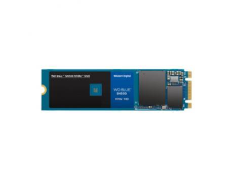Western Digital SN500 unidad de estado sólido M.2 500 GB PCI Express 3.0 NVMe - Imagen 1