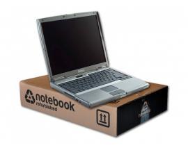 Dell Latitude D610 Intel Pentium M 1.86 GHz. · 2 Gb. DDR RAM · 60 Gb. IDE · DVD · COA Windows XP Home actualizado a Ubuntu GNU/L