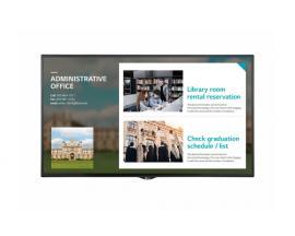 "LG 43SE3KE pantalla de señalización 109,2 cm (43"") LED Full HD Digital signage flat panel Negro - Imagen 1"