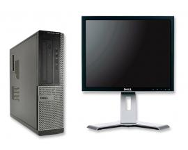 Dell 3010 SD + DELL 2007FPIntel Core i3 3220 3,3 GHz. - 4 Gb. DDR3 - 250 Gb. SATA - DVD - Intel HD Graphics 2500 - 8xUSB 2.0