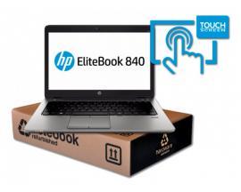 HP EliteBook 840 G3 Intel Core i5 6300U 2.4 GHz. · 16 Gb. SO-DDR4 RAM · 256 Gb. SSD · COA Windows 8 Pro actualizado a Windows 10