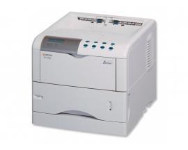 Kyocera FS-1920 Tamaño de papel A4 · Blanco y negro 28ppm · Resolución 1200x1200ppp · Memoria RAM 32Mb. · Paralelo, USB, Red · B