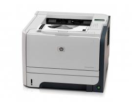 HP LJ P2055DN Tamaño de papel A4 · Dúplex · Blanco y negro 33ppm · Resolución 1200x1200ppp · Memoria RAM 128Mb. · USB, Red · Ban