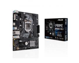 Placa base asus intel prime h310m-e r.2 socket 1151 ddr4 x 2 2666mhz max 32gb vga hdmi usb3.1 matx - Imagen 1