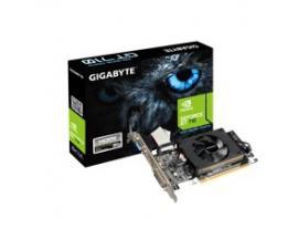 Vga gigabyte nvidia g-force gt 710 gv-n710d3-2gl 2gb ddr3 dvi hdmi - Imagen 1