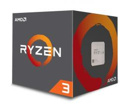 Micro. procesador amd ryzen 3 1300x 4 core 3.5ghz 8mb am4 - Imagen 1