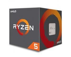 Micro. procesador amd ryzen 5 1400 4 core 3.2ghz 8mb am4 - Imagen 1