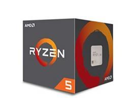 Micro. procesador amd ryzen 5 1600x 6 core 3.6 ghz 16mb am4 - Imagen 1