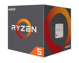 Micro. procesador amd ryzen 5 1600 6 core 3.2 ghz 16mb am4 - Imagen 1