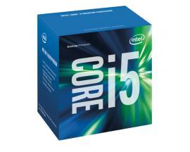 Micro. intel i5 7500 lga1151 7ª generacion 4 nucleos 3.4ghz 6m in box - Imagen 1