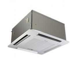 Aire acondicionado hisense 1x1 cassette 7100kw/ full dc inverter/ unidad interior - Imagen 1
