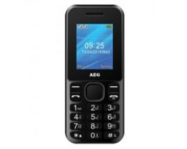 "Telefono movil aeg m1220 pantalla 1.8"" / sms / cuadruple / doble sim/ camara - Imagen 1"