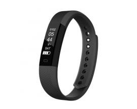 """Pulsera reloj deportiva denver bfh-15 negro 0.87""""/ bluetooth/ fitnessband - Imagen 1"""