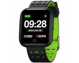 "Reloj innjoo sport watch verde cuadrado/ 1.33""/ 512kb rom/ 64kb ram/ bluetooth 4.0 - Imagen 1"