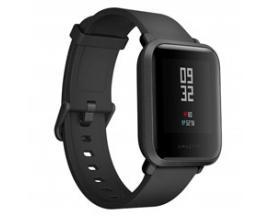 "Pulsera reloj deportiva xiaomi amazfit bip negro/ smartwatch 1.28""/ bluetooth/ - Imagen 1"