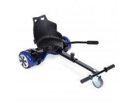 "Kit hoverboard phoenix n1-ebalance color azul 6.5"" 500w + hoverkart sillon phoenix gk1"